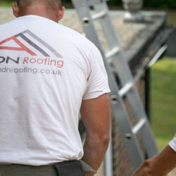 ADN Roofers at work
