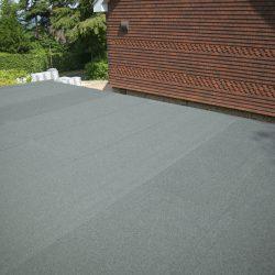 New felt roof ADN