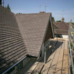 ADN Roof replacement in progress