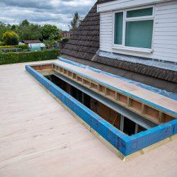 ADN Roof Flat construction