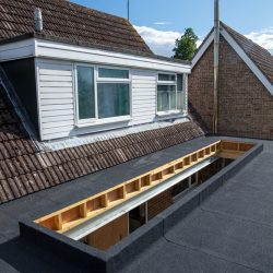 Flat Roof by ADN Roofing