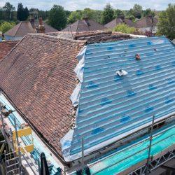 Quality workmanship by ADN roofing Tonbridge Uk